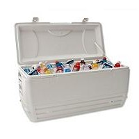 10 gallon cooler Rental